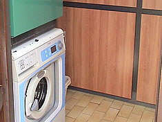 Industrial size washing machine and dryer